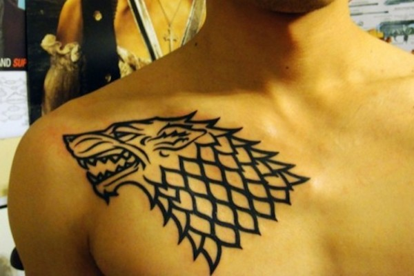 Tatuagem Game If Thrones - Game Of Thrones Tattoo 02