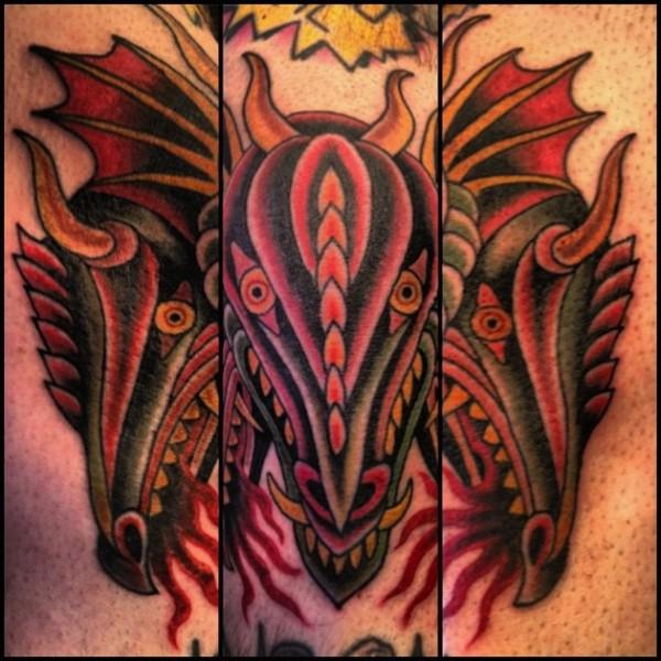 Tatuagem Game If Thrones - Game Of Thrones Tattoo 08