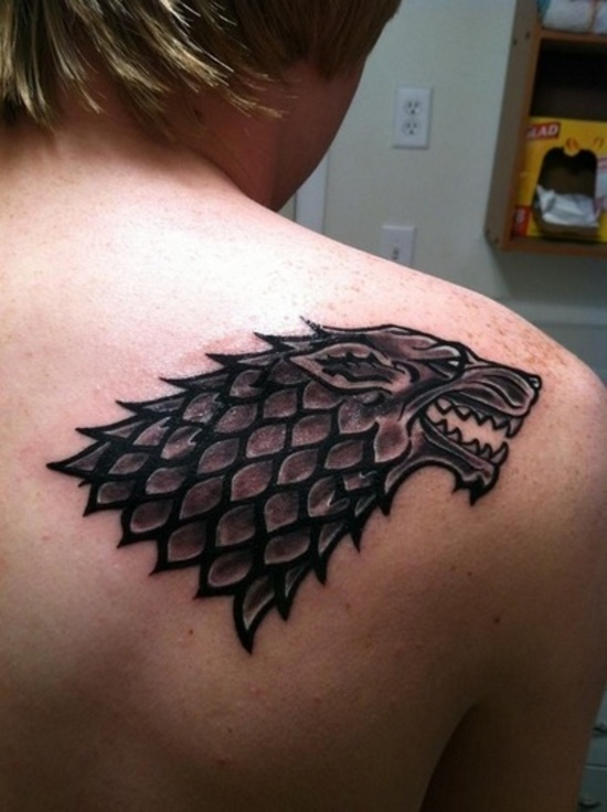 Tatuagem Game If Thrones - Game Of Thrones Tattoo 40