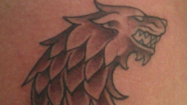 Tatuagem Game If Thrones - Game Of Thrones Tattoo 44
