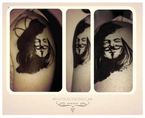 Tatuagens de V de Vinganca 03