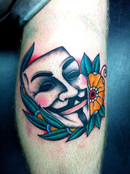 Tatuagens de V de Vinganca 05