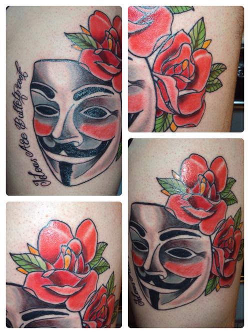 Tatuagens de V de Vinganca 08