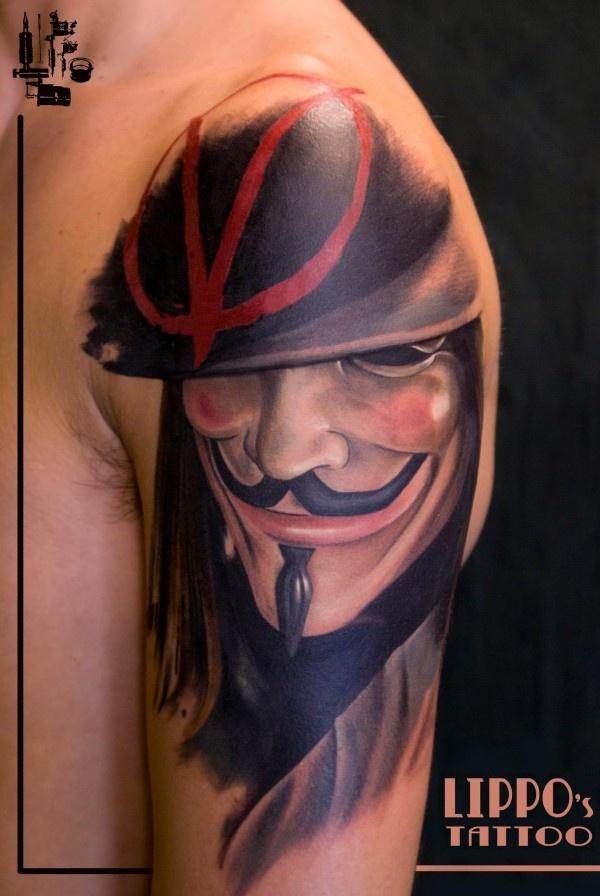 Tatuagens de V de Vinganca 09