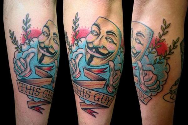 Tatuagens de V de Vinganca 20