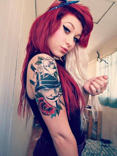 Tatuagens de V de Vinganca 24