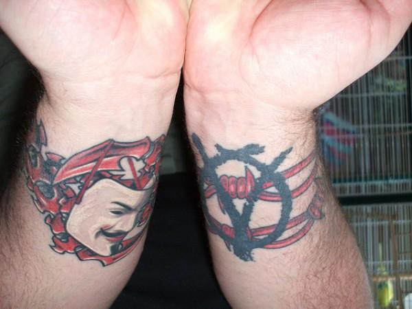 Tatuagens de V de Vinganca 29