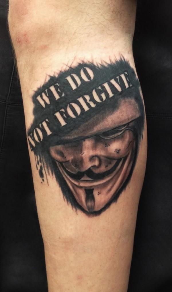 Tatuagens de V de Vinganca 38