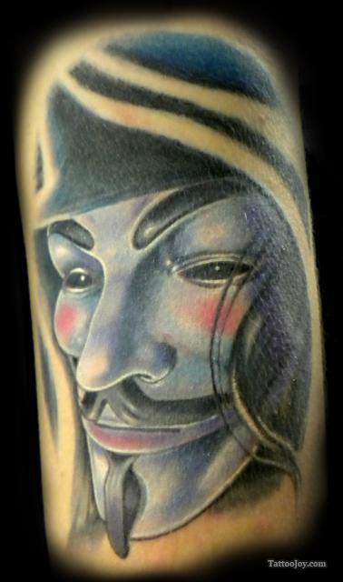 Tatuagens de V de Vinganca 39