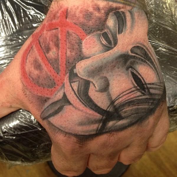 Tatuagens de V de Vinganca 43