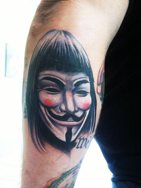 Tatuagens de V de Vinganca 47