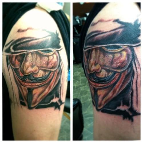 Tatuagens de V de Vinganca 48