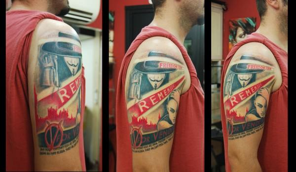 Tatuagens de V de Vinganca 51