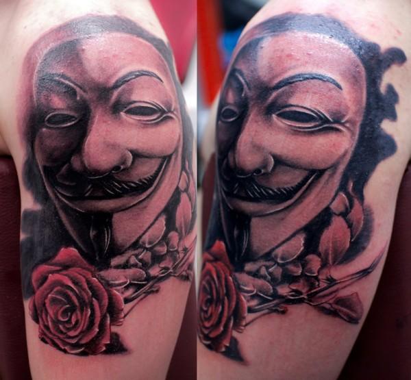 Tatuagens de V de Vinganca 52