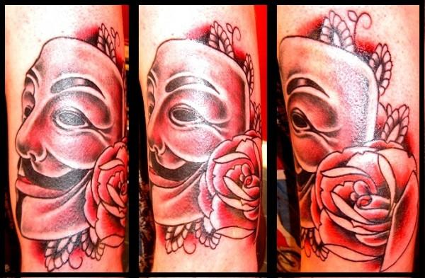 Tatuagens de V de Vinganca 54