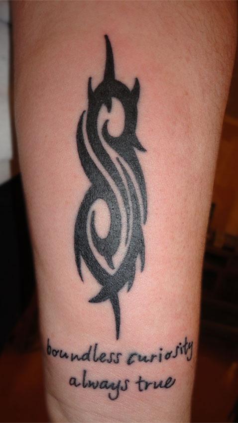 Tatuagens de fas de slipknot 14