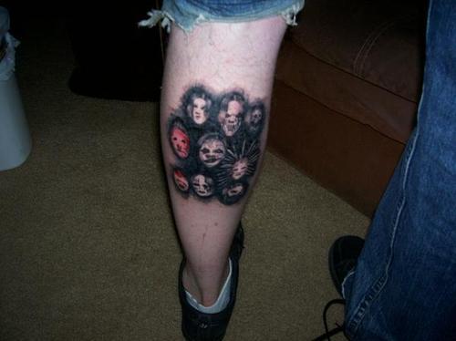 Tatuagens de fas de slipknot 21