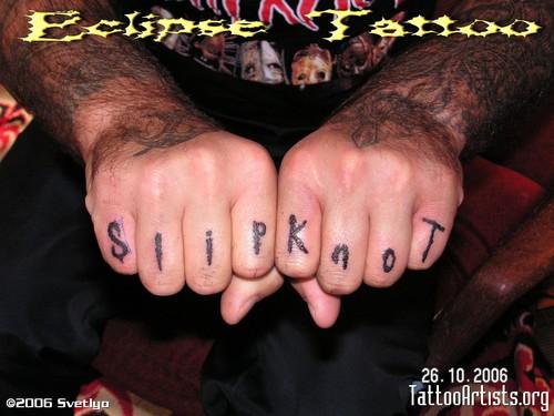 Tatuagens de fas de slipknot 22