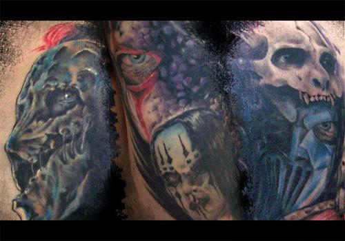 Tatuagens de fas de slipknot 23