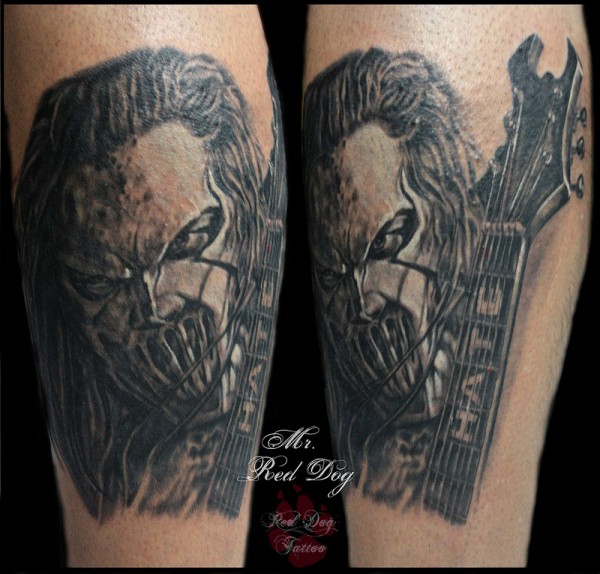 Tatuagens de fas de slipknot 35