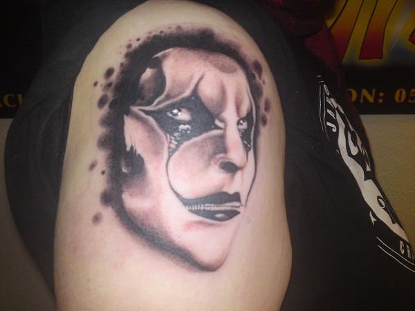 Tatuagens de fas de slipknot 45