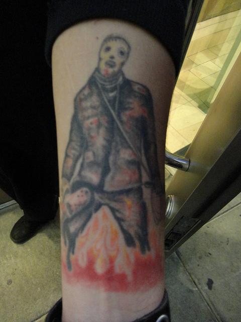Tatuagens de fas de slipknot 46