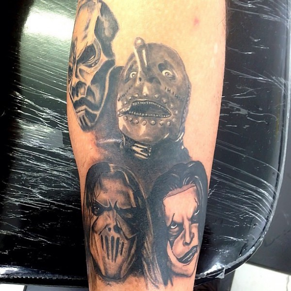Tatuagens de fas de slipknot 55