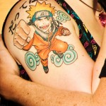 40 Tatuagens do anime Naruto