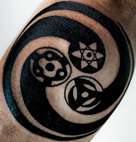 Tatuagens do anime Naruto 08