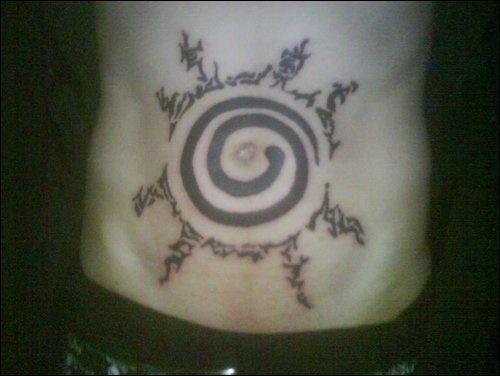 Tatuagens do anime Naruto 19
