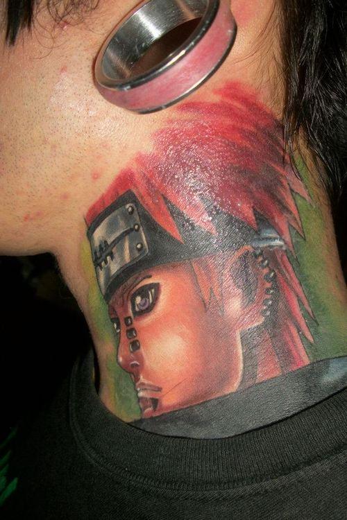Tatuagens do anime Naruto 29