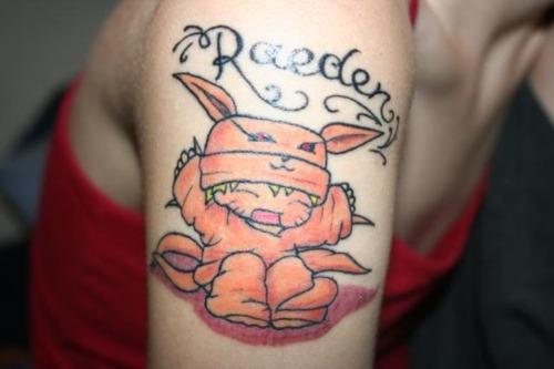 Tatuagens do anime Naruto 33