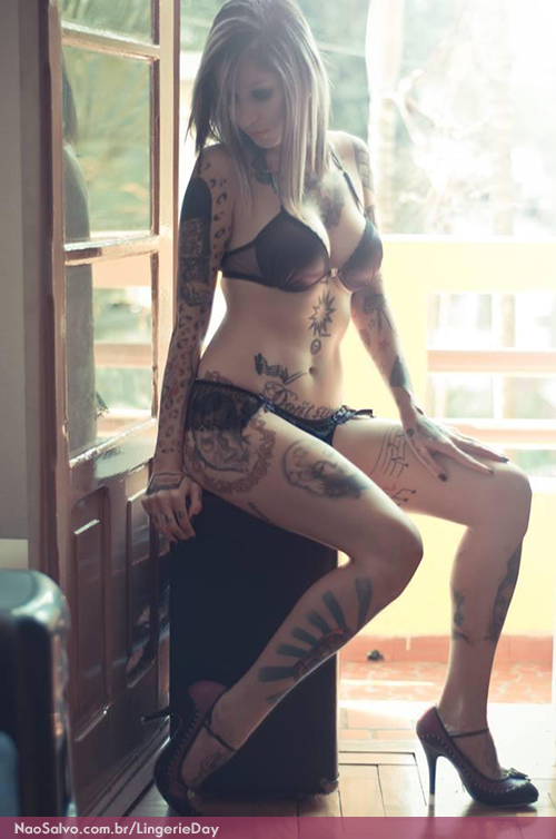 Tatuadas do Lingerie Day 2013 00