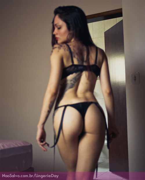 Tatuadas do Lingerie Day 2013 12