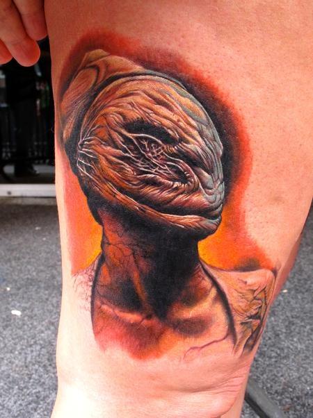 Tatuagens de Silent Hill 01
