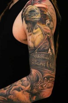 Tatuagens de Silent Hill 04