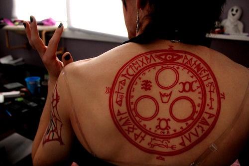 Tatuagens de Silent Hill 11