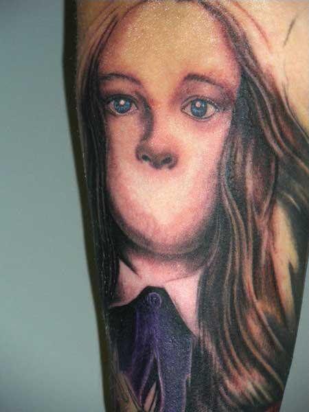 Tatuagens de Silent Hill 12