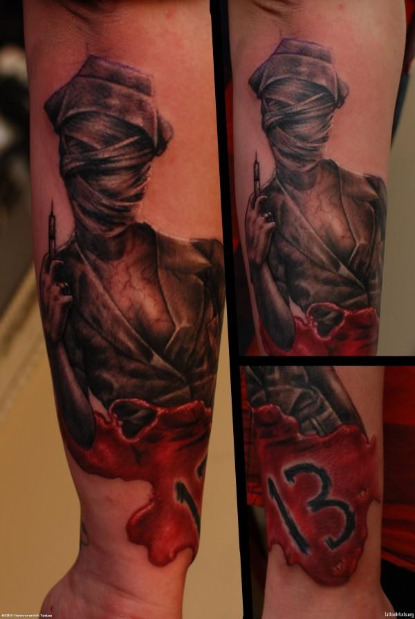 Tatuagens de Silent Hill 13