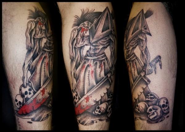 Tatuagens de Silent Hill 14