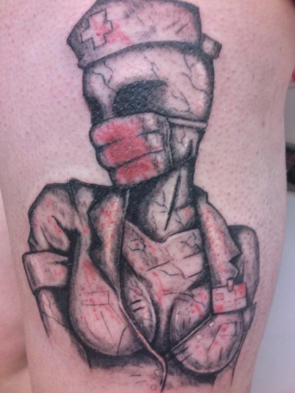 Tatuagens de Silent Hill 15