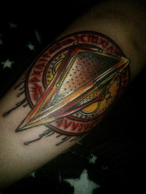 Tatuagens de Silent Hill 19