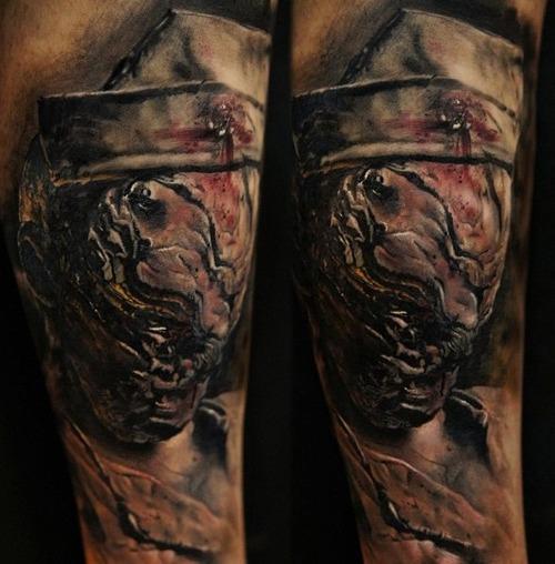 Tatuagens de Silent Hill 21