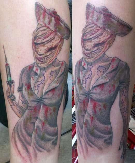 Tatuagens de Silent Hill 23