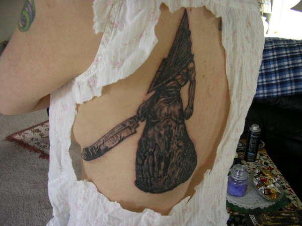 Tatuagens de Silent Hill 25