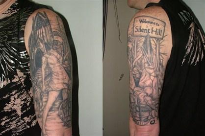 Tatuagens de Silent Hill 27