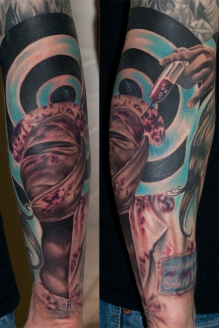 Tatuagens de Silent Hill 31