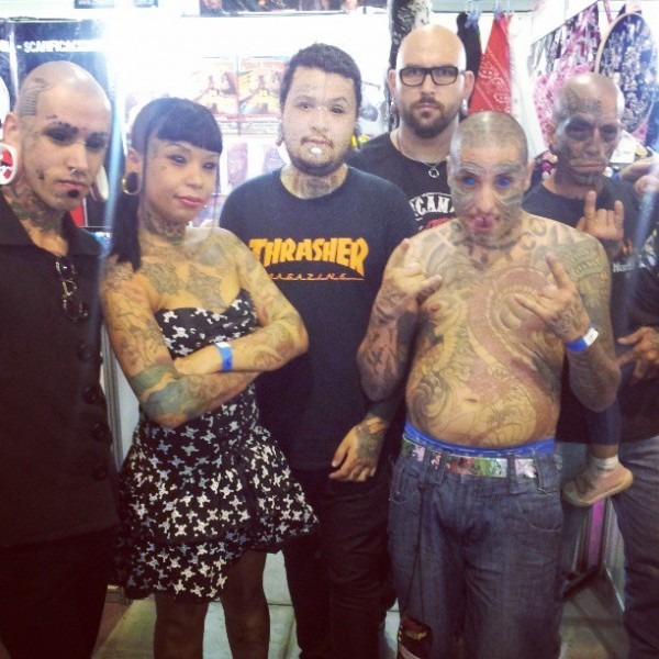 fotos Tattoo Week 2013 33