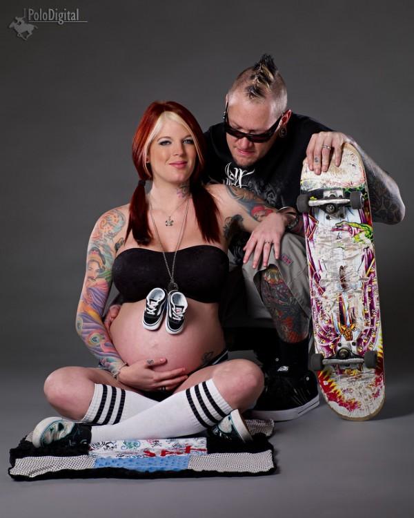 Fotos de grávidas tatuadas 08