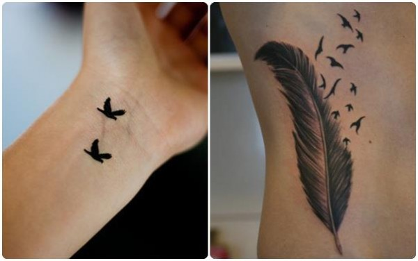 Tattoos femininas 13